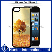 Summer 3D Hard PC Case For iPhone5