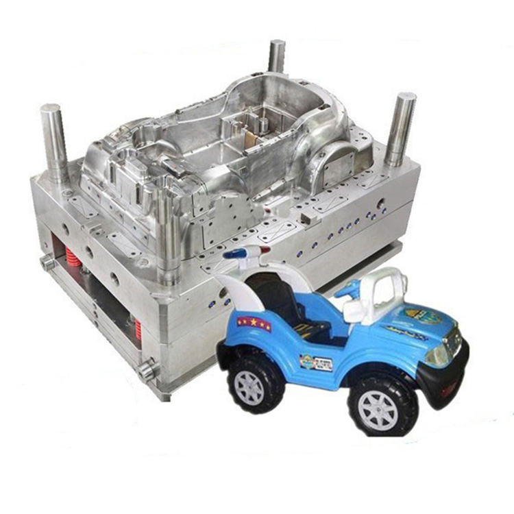 High-Precision Baby Toy Car Injection Mould