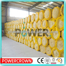 Low thermal conductivity fiberglass insulation/glass wool production line