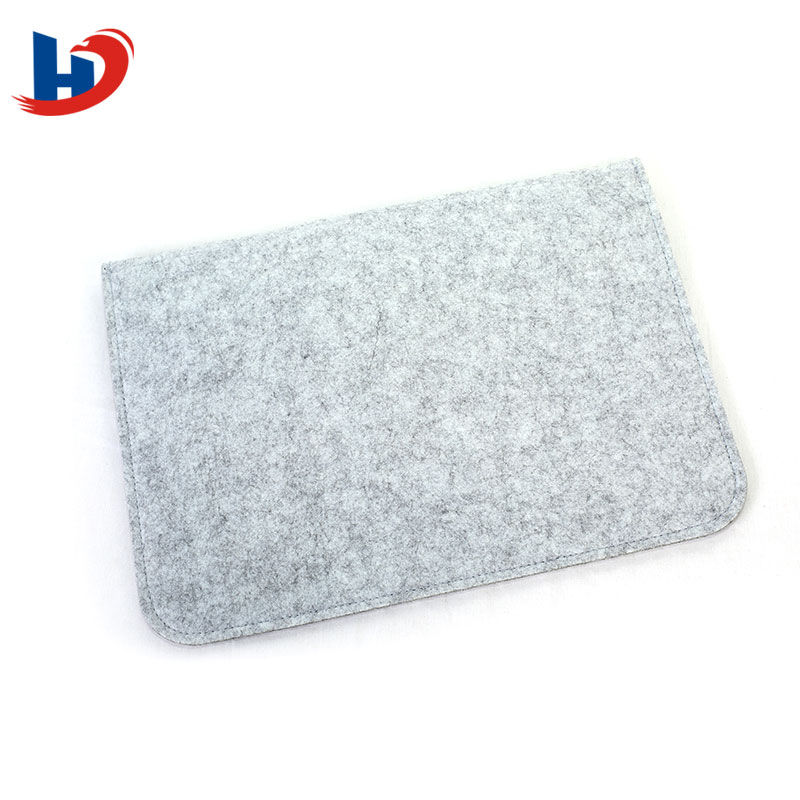 Hot Sale Customized Non Woven soft case for macbook pro