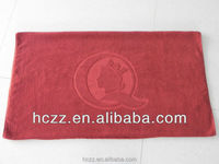 new professional design cotton jacquard towel for hotel