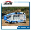 10ft 300cm 5 people inflatable pontoon fishing boat
