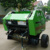 Round type tractor PTO driven mobile baler