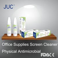New Antimicrobial Electronics Screen Cleaner Spray Fingerprint Dust Clean spray