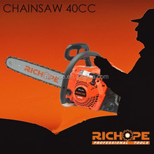 chain saw with 40cc engine
