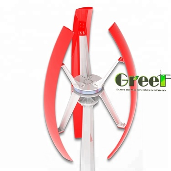 on-grid 1kw low rpm wind energy turbine