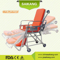 China Products Durable Medical Emergency Stretcher Trolley