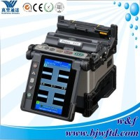 digital fiber optic 80s fujikura fusion splicer Japan orginal Dual cameras with 4.1 inch TFT color LCD monitor