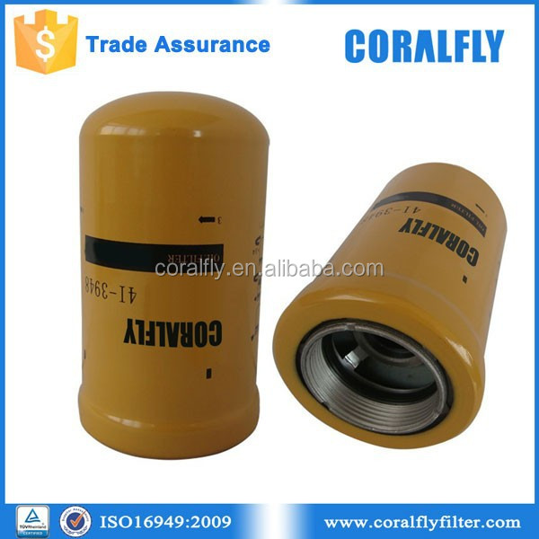2014 high quality 4I3948 hydraulic filter made in China