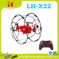 alibaba children 2.4G 4CH car drone mini flying ball for playing