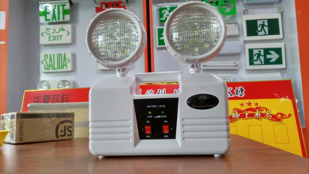 CR-7013 Power Failure LED Rechargeable Fire Emergency Light