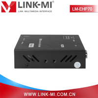 LINK-MI LM-EHP70 Uncompressed 230ft/70m HDBaseT HDMI Extender with IR Control