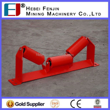 ISO9001 Durable China Wholesale Supplier Steel Carrier Roller For Coal Washing Industry
