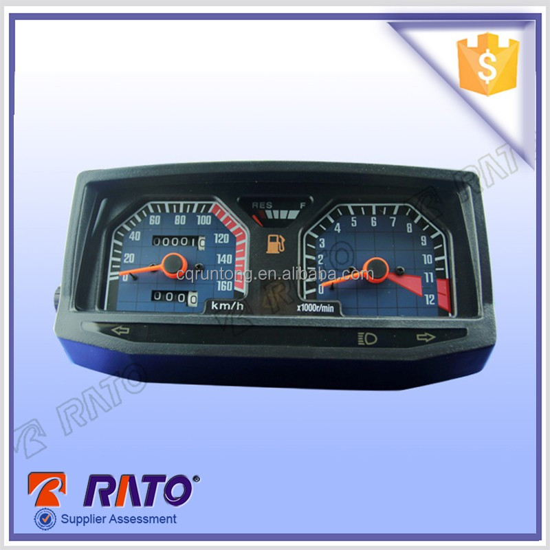 For WY125 China supplier digital meter for motorcycle