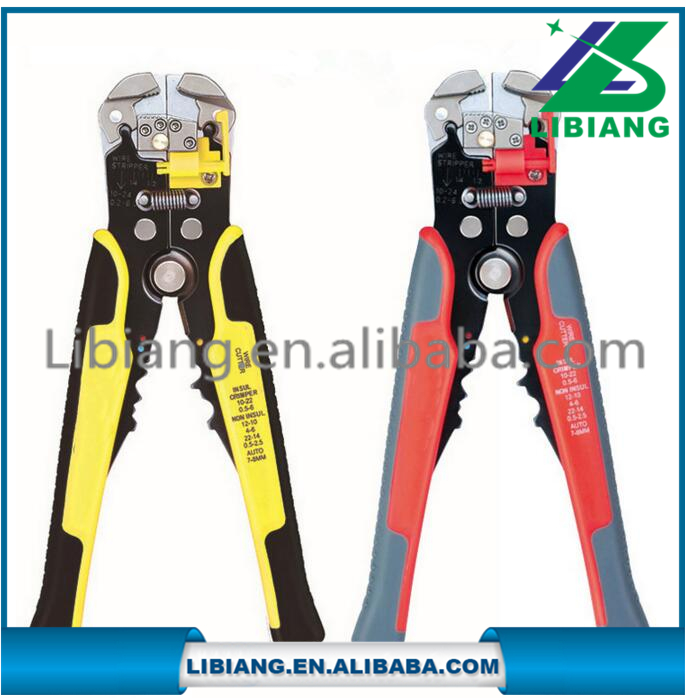 2016 New Style Of The High quality Cable Wire Stripper Or Wire Stripping Pliers