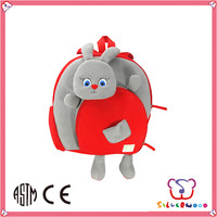 GSV ICTI Factory promotion custom made cute kids outdoor backpack