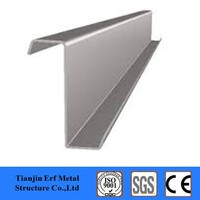 black z beam steel z channel steel for farm building
