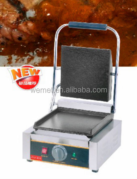 Commercial Electric Contact Grill / Contact Grill Toaster