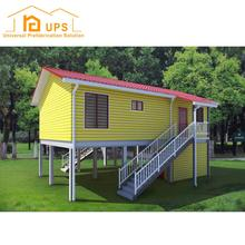Low Cost Prefabricated House and Wall Panels with best price and decorations