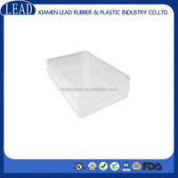 Hot selling high quality white nylon plastic case
