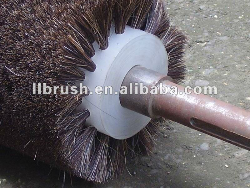 fruit and vegetable cleanning brush roller