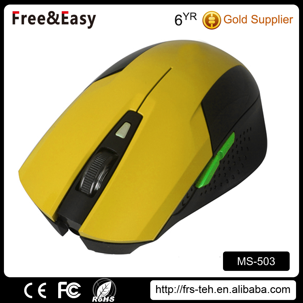 Computer Accessory High Quality 6D USB Wired Mouse