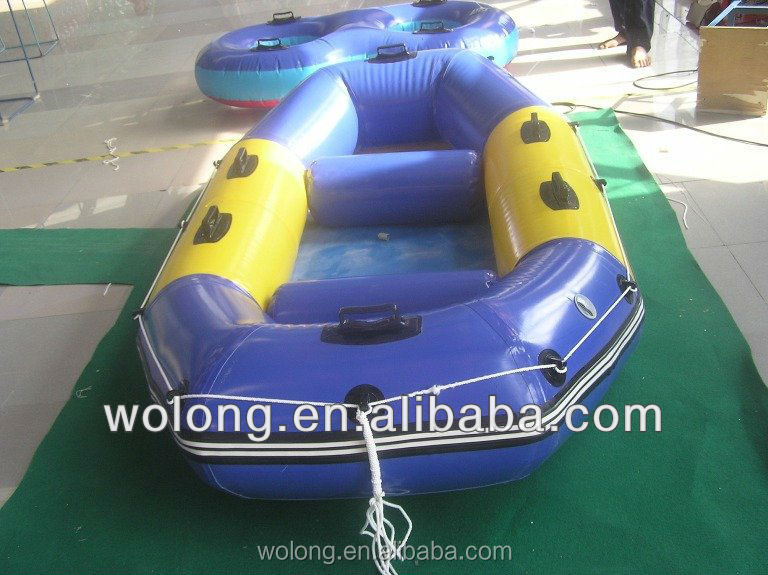 PVC Boat Fishing Inflatable Large Inflatable Boat for sale