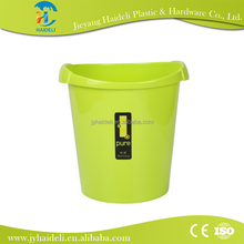 Low Price Guaranteed Quality Online Shop China Various color and creative plastic trash bin plastic waste bin