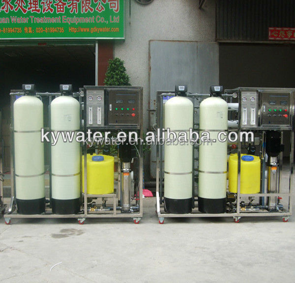 Low cost ro water purification plant