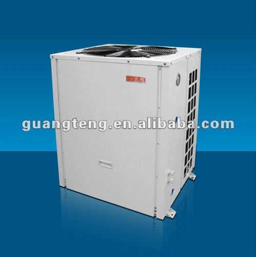 High efficiency swimming pool heat pump water heater, swimming pool heat exchanger, swimming pool equipment, R410A, CE, CB, UL