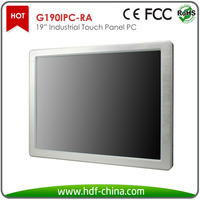 "19"" Industrial Panel PC All-In-One Touch Panel PC for Industrial Application"
