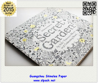 2015 best selling children coloring Book /adult coloring book/secret garden