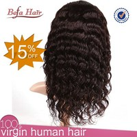 Wholesale Fashionable Cheap brazilian hair lace front wig African Braide lace front Wig