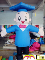 CILE 2015 cartoon doll inflatable model of sell like hot cakes