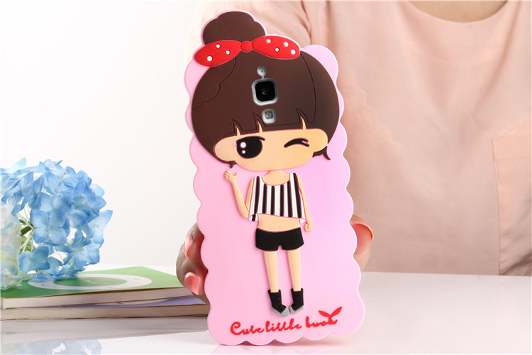 New xiaoxi/smile silicon case cover for samaung, xiaomi, oppo, apple...