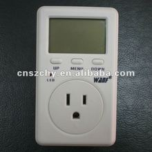 New arrival ampere meter 110V 60Hz voltage meter WF-D02B US plug