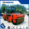 Low Price LTC214 Double Drum Drouble Wheel Drive doule vibratory roller