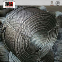 Professional durable stainless steel wire rope