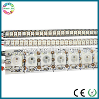 144led per meter silicon tube waterproof ip65 5050 led strip ws2812b