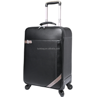 Large Capacity Wheeled Trolley Luggage Case