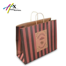 New design paper bags wholesale india kraft paper shopping bag