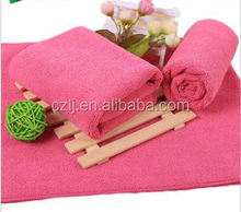 popular double-faced pile microfiber square towel wholesalers in china