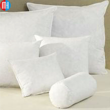 Wholesale goose /duck feather filled cushion inner pads
