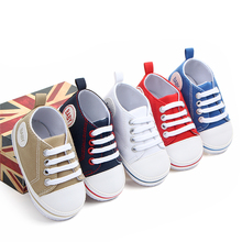 New arrival hot selling canvas unisex baby shoes