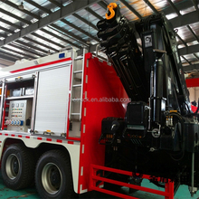 MAN chassis chemical accidents salvage and rescue fire truck