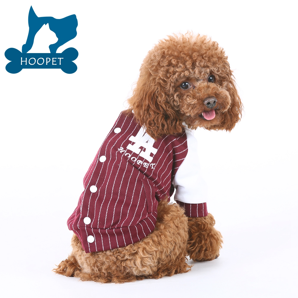Sportwear Leisure Pet Coat Large Small Dog Cloth Supplier With Stock Avabible