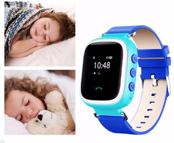 popular Kids smart watch Q60, kids' cell phone with SOS GPS SIM Card slot