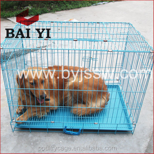 China Supplies Factory Outlets Commercial Stainless Steel Dog Kennels