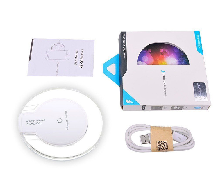 2017 alibaba stock price best selling qi wireless charger wireless charger pad for iphone 8/8plus for iphone X