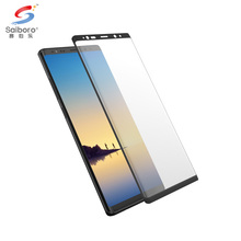 Good quality touch screen protector film for mobile phone for samsung galaxy note 5,anti-glare screen protector for samsung